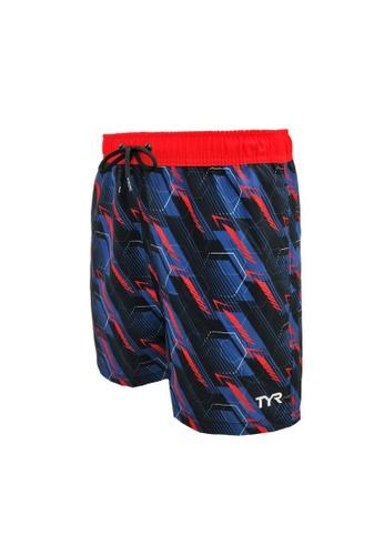 TYR red TYR Torrent Boardshort 58D9DAABB89117GS_1