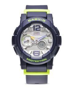 Baby G Digital Watch BGA-180-2B