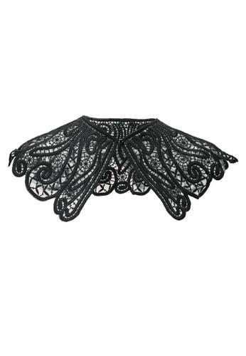 Vero Moda black Emilie Collar 227F9AC66812BFGS_1
