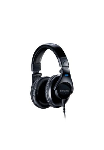 Shure black Shure SRH440 Professional Around-Ear Stereo Headphones 82179ESEF4479EGS_1