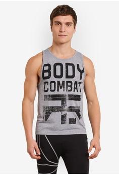 Les Mills Bodycombat Tank