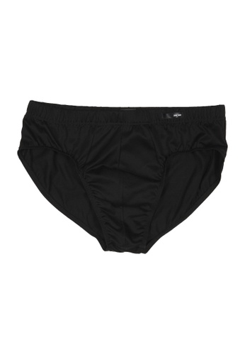 HOM black Comfort Mini Briefs - Premium Cotton 252E1US929993BGS_1