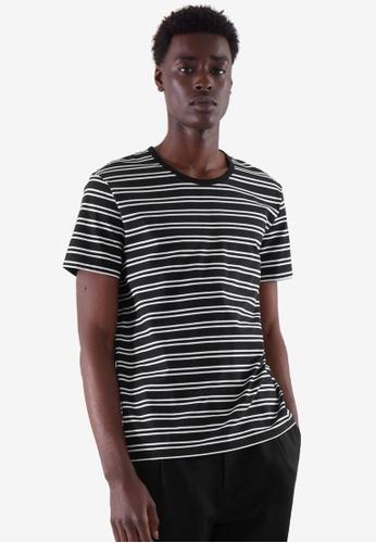 COS black Regular-Fit T-Shirt FB1F5AA2815E8AGS_1