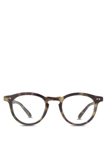 Ms Hailey 圓框眼鏡, 飾品配件, esprit hk眼鏡