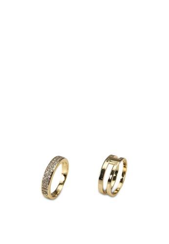 ALDO gold Banzet Ring 5043FAC4C47A77GS_1