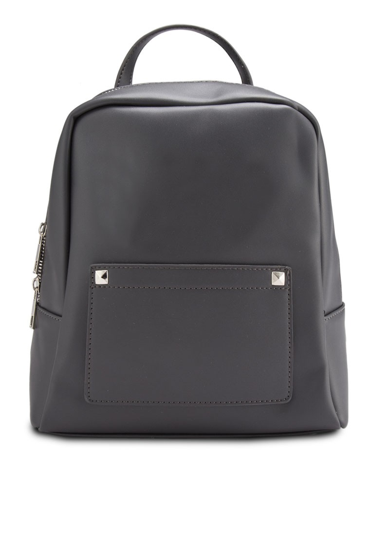 Small Structured Pocket Backpack