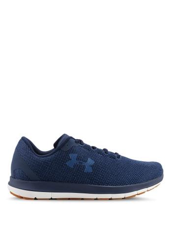 Under Armour navy UA Remix FW18 Shoes 1FB68SH37C4318GS_1