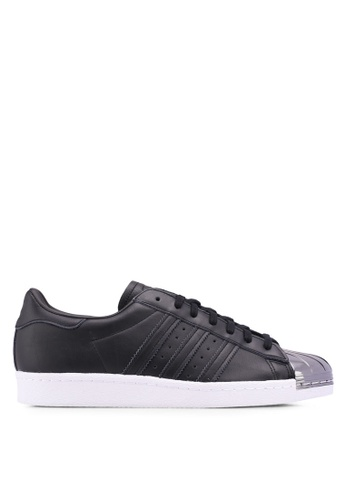 adidas black and white adidas originals superstar 80s mt w AD372SH0SUOCMY_1