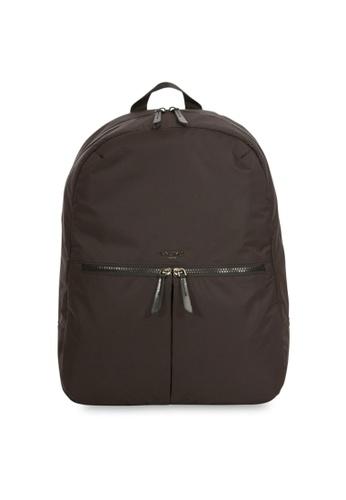 """knomo black Berlin 15"""" Backpack (Black) 57FB4AC09C28AAGS_1"""