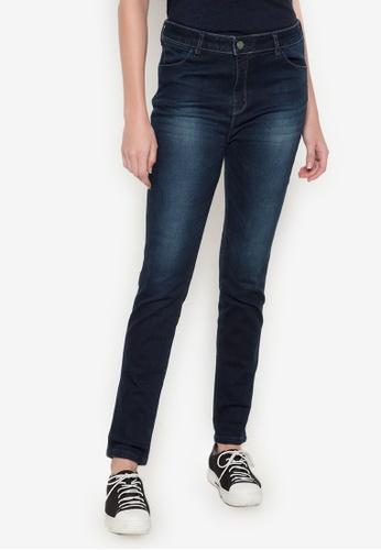 Wrangler blue Amber Beauty Jeans WR067AA0K5GSPH_1