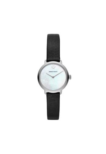 ARMANI black Modern Slim Watch AR11159 2214FACC366581GS_1