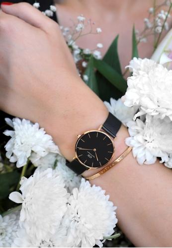 b45a1ed5c340c Shop Daniel Wellington Classic Petite Ashfield Rose Gold Watch Online on  ZALORA Philippines