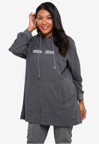CURVA FABULOUS grey 2025 Millennium Hoodie 82458AAA386C16GS_1
