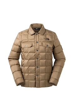 fdd073cf792e The North Face brown The North Face Men Snow Down Winter Jacket (Cargo  Khaki)