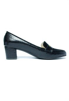 Kara Closed Chunky Heels
