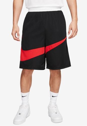 Nike black Men's Nike Dri-FIT Basketball Shorts 00368AA03B1503GS_1