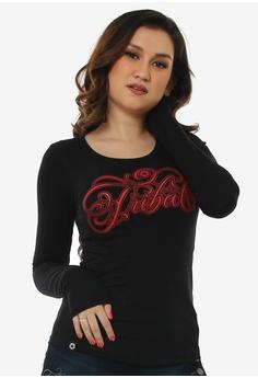 3de5c02dd4 Shop Tribal T-Shirts for Women Online on ZALORA Philippines