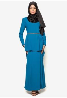 Baju Kurung Moden Baqrisyah