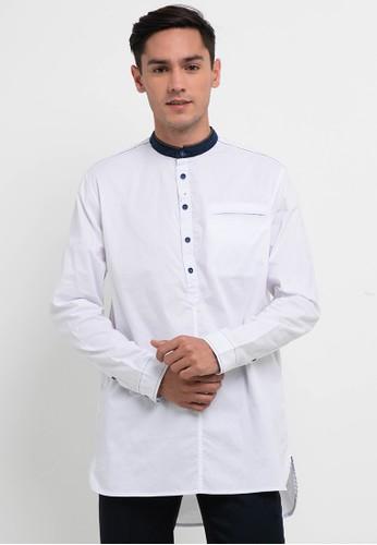 Emba Jeans white Dante Qurta 97690AAF6EF24EGS_1