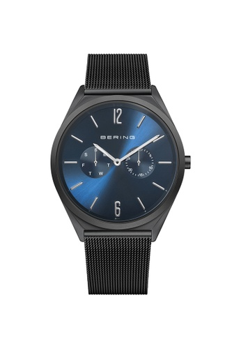 Bering black Bering Ultra Slim Blue Unisex Watch (17140-227) 33EC3ACEC8A78DGS_1