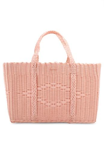 Billabong brown Serenity Beach Bag BI783AC0SZBIMY_1