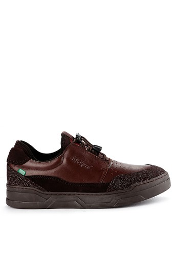 Kickers brown Kickers Mens Shoes Kcm 2711 24FC9SH2AE0DDBGS_1