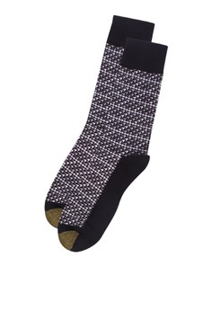 Elements Small Houndstooth Sock