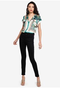 e79fb9dcfd1 River Island Kate Scarf Utility Shirt S$ 63.90. Sizes 6 8 14