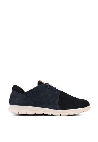 Timberland navy Graydon Oxford Shoes 82C8ESH41DB5BFGS_1