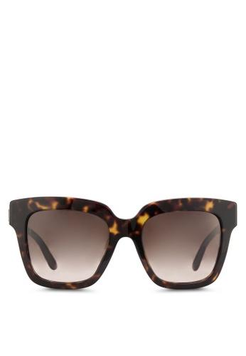 165a7255cdb Dolce   Gabbana brown DNA DG4286F Sunglasses DO384GL21DPUMY 1. CLICK TO ZOOM