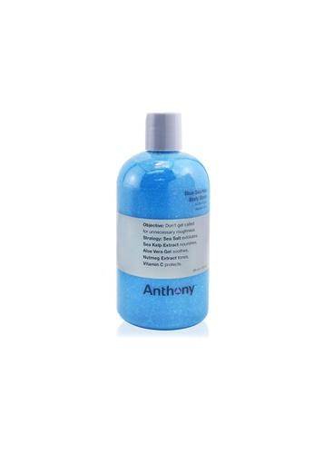 ANTHONY ANTHONY - Logistics For Men Blue Sea Kelp Body Scrub 355ml/12oz 410A9BEA764898GS_1