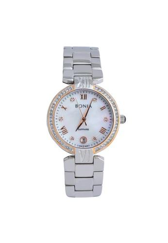 BONIA silver Bonia BP10376-2353S - Jam Tangan Wanita - Silver 0B895ACB56066AGS_1