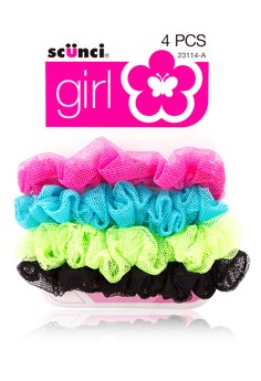 Mini Tulle Twisters (4 Pieces Set)