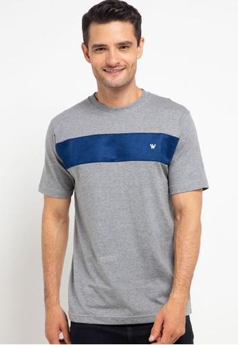 WALRUS grey T-shirt Studio 329FFAA2A7D528GS_1
