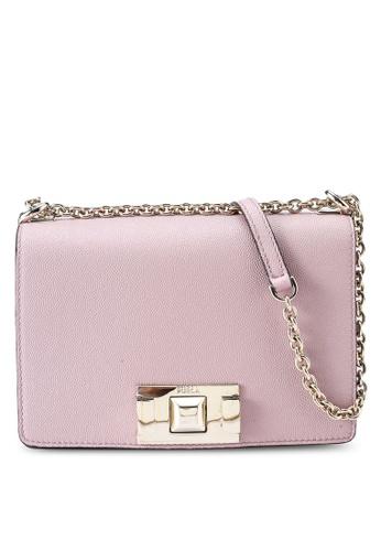 Furla pink Mimi' Mini Crossbody Bag 4987FAC25D3690GS_1