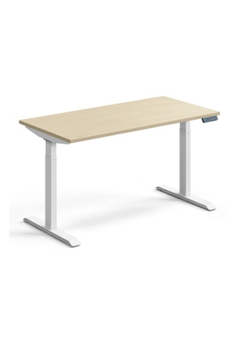 AMERCIS brown Amercis Urban 1500L Electronic Table 83E8CHLA5A5437GS_1