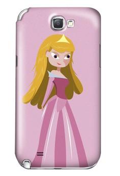 Aurora Glossy Hard Case for Samsung Galaxy Note 2