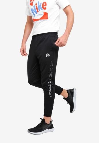 1e36b6c263969 Nike black Essential Woven Pants C1916AA33B35E3GS 1