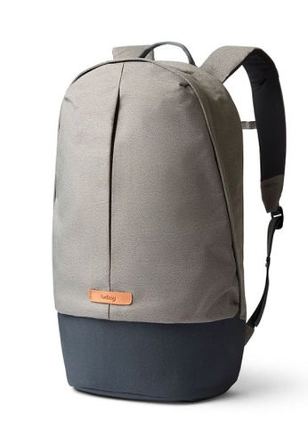 Bellroy grey Bellroy Classic Backpack Plus - Limestone F1637AC1AC0C29GS_1