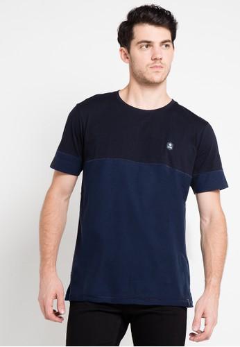 X8 navy Edward T-Shirts X8323AA0UDHLID_1