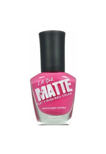 L.A Girl pink La Girl Matte Rose 8BFF7BE5DFB4DCGS_1