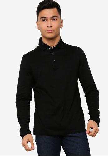 BOSS black T-Morrison 08 Polo Shirt 68F1FAA2DDACD3GS_1