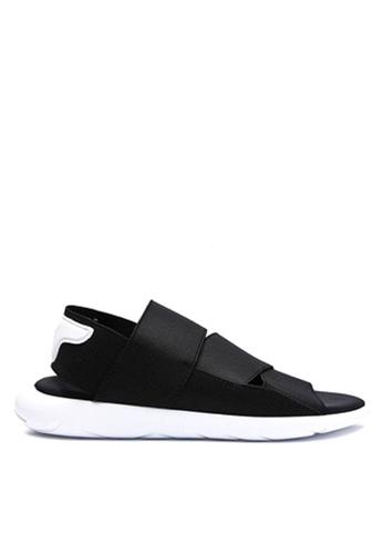Twenty Eight Shoes white Elastic Band Unique Platform Sandals VMS676 E1A7DSHB5A664FGS_1