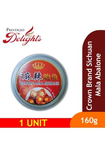 Prestigio Delights black Crown Brand Sichuan Mala Abalone 160g 84E06ESEF499F3GS_1