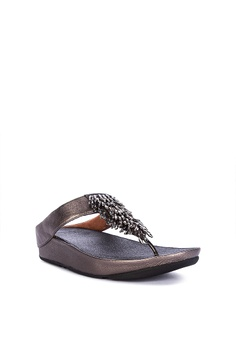 d0d422c0869b 20% OFF Fitflop Rumba Toe-Thong Sandals Php 5