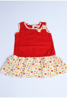Amor Infant Dress