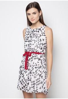 Carita Short Dress