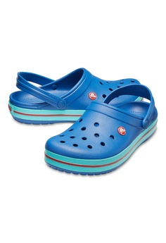 e5f667997630 5% OFF Crocs Crocband Clog BlJ/Pool RM 197.00 NOW RM 187.15 Available in  several sizes