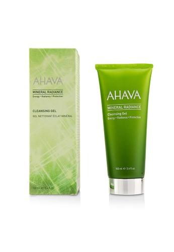 Ahava AHAVA - Mineral Radiance Cleansing Gel 100ml/3.4oz 3AD29BEF4971FCGS_1