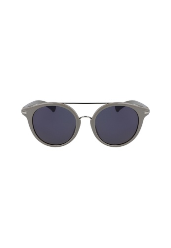 Calvin Klein Eyewear grey Round CKJ788SAF Sunglasses F9430GL4FADCF7GS_1